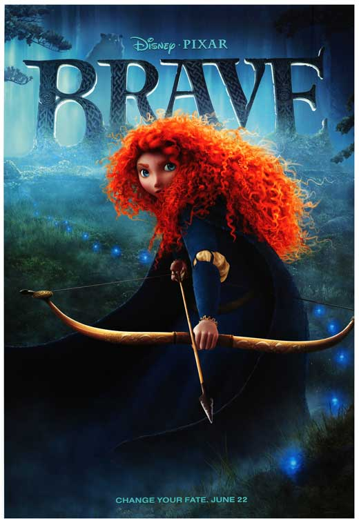 Brave is een Amerikaanse animatiefilm uit 2012 van The Walt Disney Company en Pixar Animation Studios.